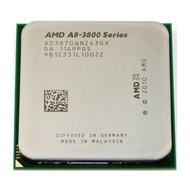 Yfd AMD A8-Series A8 3870K A8 3870 3.0GHzเครื่องประมวลผลซีพียูquad-core ad3870wnz43gxซ็อกเก็ตFM1