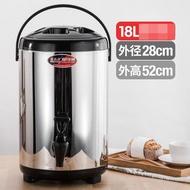 AGG070 (18L保溫桶)正304不銹鋼 茶桶 日式茶桶 茶桶 保溫茶桶 保溫桶 奶茶桶 咖啡桶 飲料保溫桶1480