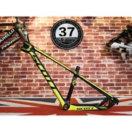 Scott MTB Carbon Frame Bicycle Frame Taiwan Made