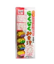 [哈日小丸子]永谷園味增湯(8袋/4種類)