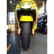 【2輪騎機】HEIDENAU 海德瑙 K80 (SS2-SPT) 賽車胎 120-70-13