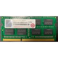 創見 transcend 8GB DDR3 1600 So-Dimm