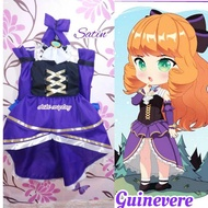 mask✒GUINEVERE MOBILE LEGENDS COSPLAY COSTUME MTO