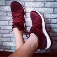 Adidas Stella Mccartney PureBoost X舒淇款紅黑