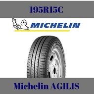 195R15C Michelin Agilis *Year 2019/2020