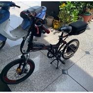 二手 電動腳踏車 少騎 賠售 電池就要5~6000了