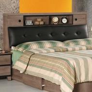 哈珀5尺床頭箱/H&D東稻家居-消費滿3千送點數10%