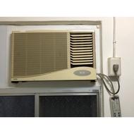 二手 聲寶3-5坪窗型冷氣