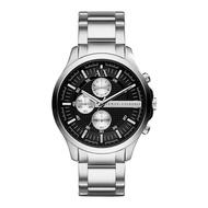 A│X Armani Exchange 翱翔天際三眼計時腕錶AX2152-46MM 【Watch-UN】