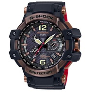 CASIO G-SHOCK飛行悍將領航運動腕錶/古銅玫瑰金//GPW-1000RG-1A|滿兩千贈星辰收納包