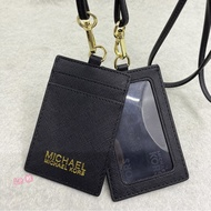 限時下殺! MK 證件套 卡套 Michael Kors 卡夾 名片夾 識別證 防水防刮皮革