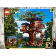LEGO 樂高 21318 樹屋
