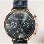 保護貼膜可用於 Theodora's Apollo 中性真三眼手錶的 玻璃貼膜 或是 軟質保護貼