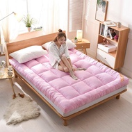 Dormitory Thick Mattress Bed Plate 1.5m1.8m M Foldable Tatami Double Single Person Students Stereo Mattress