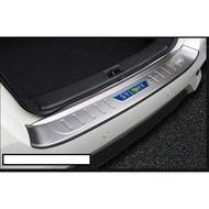 巨城汽車精品 NISSAN 2018 18 SUPER SENTRA 後護板 防刮踏板 白鐵不鏽鋼 藍標