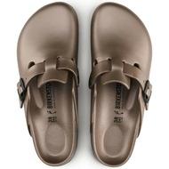 現貨!!德國勃肯Birkenstock 正品 Eva 防水半包托鞋(古銅金)