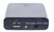 【尋寶趣】USB充電介面 迷你電力包 可移動電源 萬用充 通電包 旅行專用 3號電池直接充 BTB-340