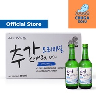 Chuga Korean Soju Original (Carton Sale)