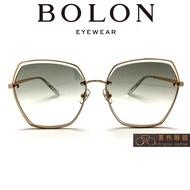 BOLON 太陽眼鏡 BL7055 B60 (金) 漸層綠鏡片 墨鏡【原作眼鏡】