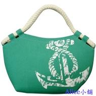 Alice小舖【NAUTICA】森林綠系列 (小) 手拿包休閒帆布包/帆布斜背包/肩背包/學生包