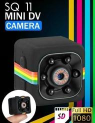กล้องจิ๋วแอบดู กล้องจิ๋ว Mini DV Camera กล้องแอบถ่าย จุดมินิกล้องอินฟราเรด กล้องขนาดเล็ก องศามุมกว้าง