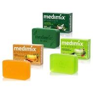印度MEDIMIX 綠寶石皇室藥草浴 美肌皂125g 【小三美日】D300249
