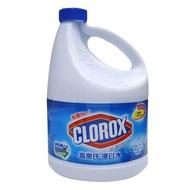 高樂氏CLOROX超濃縮漂白水-天然原味96oz【愛買】