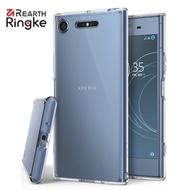 RINGKE Sony Xperia XZ1 Fusion 透明背蓋防撞手機殼