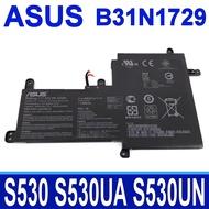 華碩 ASUS B31N1729 原廠電池 VivoBook S15 S530 S530UA S530UN 一年保固