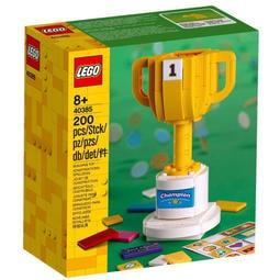 LEGO 樂高 40385 獎盃