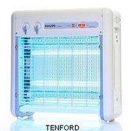 PHILIPS-E850SQ-TL15Wx2-375x380x145mm-AC120V-商用型高效捕蚊燈