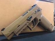 ^^上格生存遊戲^^WE P320 M17/F17 瓦斯手槍 (Blowback)沙色
