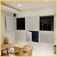 特別訂製 Sunline塑鋁百葉窗 雙層窗加價(10才)