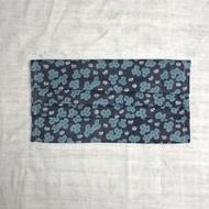日本二重紗 小草口罩套