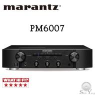 Marantz 馬蘭士 PM6007 綜合擴大機 Hi-Fi立體聲 公司貨 保固一年