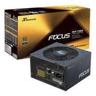 海韻 Focus GX-750金牌全模組電源供應器10Y