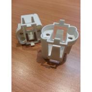 GX23 燈頭 燈座 兩針座 (適用PHILIPS / OSRAM PL-S 13W/840 燈管)