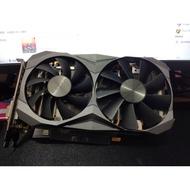 ZOTAC GeForce® GTX 1070 Ti Mini (二手品)