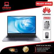HUAWEI Matebook 14 Laptop Ryzen5 Space Gray  (R5-4600H, 16GB, 512GB SSD,AMD Radeon™ Graphics, 2K IPS Display, W10)