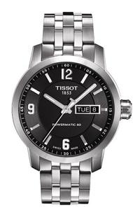 天梭TISSOT PRC200 Powermatic80機械腕錶(T0554301105700)原廠公司貨