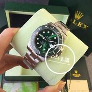 #Rolex/勞力士 N廠V3 夜光 勞力士綠水鬼 勞力士黑水鬼  潛航者 系列男士機械腕錶手表