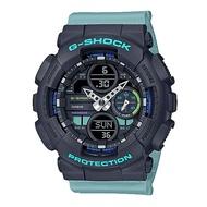G-Shock GMAS140 G-Series Ana-Digi Mint Black