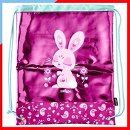 SMB033 กระเป๋า convenient smiggle Into The Woods Drawstring Bag