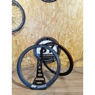 DT Swiss 350Hub RIMBRAKE Full Carbon Wheelset Bicycle Wheelset