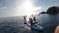 台灣新北|龍洞四季灣 SUP 立槳體驗|水上活動推薦