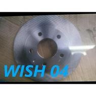 SW 台製高材質 豐田 WISH 04 前煞車盤 前煞車碟盤 各式來令片,煞車皮,修理包,分邦,總邦 歡迎詢問