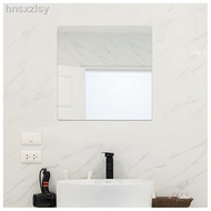 Acrylic Mirror Soft Mirror Glass Sticker Mirror White Wall Stickers Acrylic Lens Paste