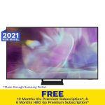 Samsung QLED QA55Q60AAGXXP 55-inch QLED 4K Ultra HD Smart TV, Multi-View