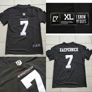 IMWITHKAP JERSEY #7 COLIN KAEPERNICK I AM WITH KAP Football Jersey