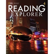 Reading Explorer 4: Student's Book Second Edition 二手書